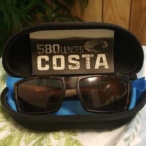 NWOT Costa Del Mar Rafael 580 Lenses